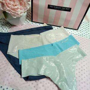 NWT Victoria Secret Underwear pastel color